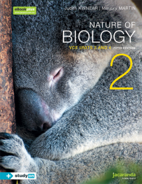 NATURE OF BIOLOGY 2 VCE UNITS 3&4 & EBOOKPLUS 5E (INCL. STUDYON)