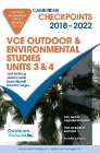 CHECKPOINTS VCE OUTDOOR & ENVIRONMENTAL STUDIES UNITS 3&4 2018 + QUIZ ME MORE