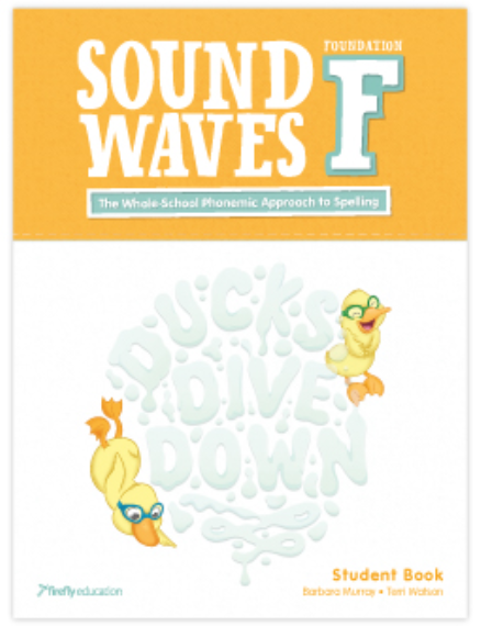 SOUNDWAVES BOOK F STUDENT BOOK
