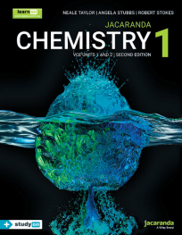 JACARANDA CHEMISTRY 1 VCE UNITS 1&2 LEARNON EBOOK 2E (INCL. STUDYON)