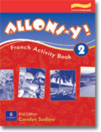 ALLONS-Y! 2 ACTIVITY BOOK