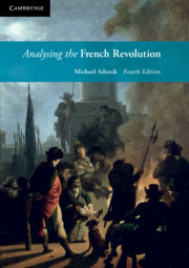 ANALYSING THE FRENCH REVOLUTION STUDENT BOOK 4E