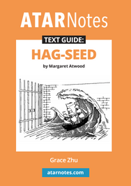 ATAR NOTES TEXT GUIDE: HAG-SEED