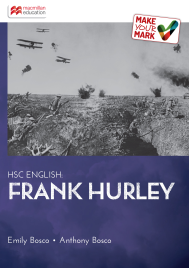 MAKE YOUR MARK: FRANK HURLEY
