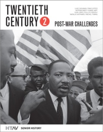HTAV TWENTIETH CENTURY UNIT 2: POST - WAR CHALLENGES EBOOK (No printing or refunds. Check product description before purchasing)